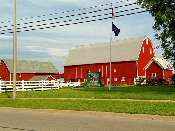 The Rentschler Farm Museum