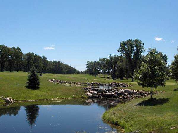 Beautiful views abound at The Preserve in Fenton