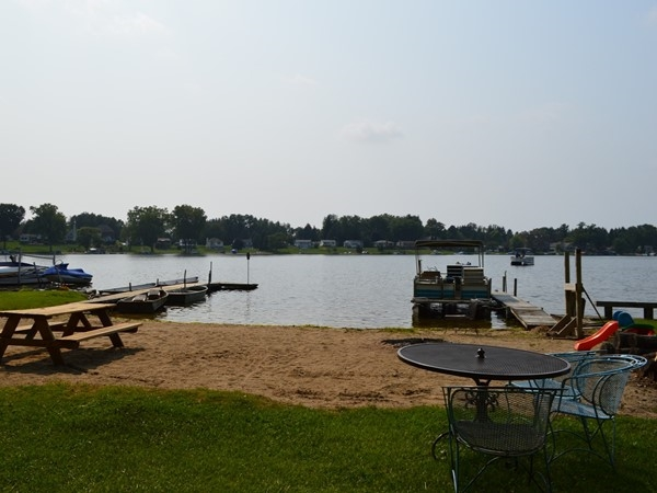 Pine Lake is a perfect lake for family and friends