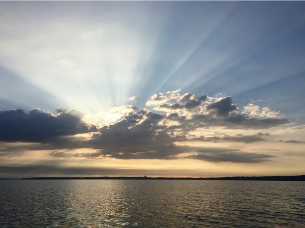 Old Mission Peninsula's east side offers awesome sunrises over East Bay, plus great waterfront
