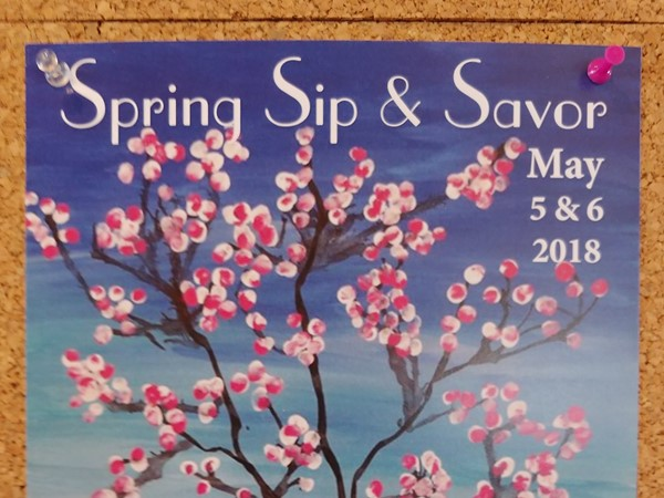 Spring Sip and Savor is the perfect time to explore the Leelanau Peninsula wine trail