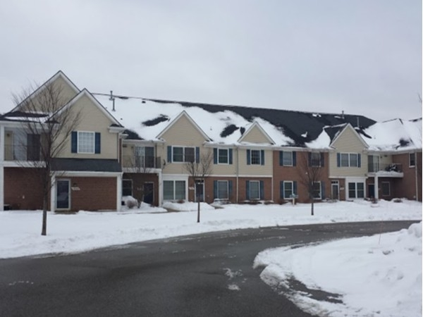 Attractive townhomes in Jonathon's Landing