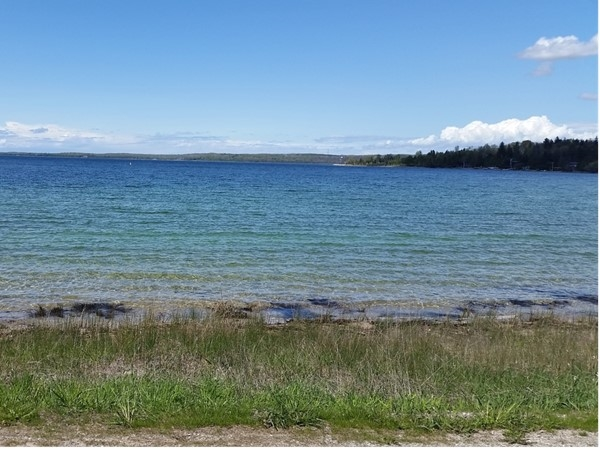 A look at the south arm of Lake Charlevoix