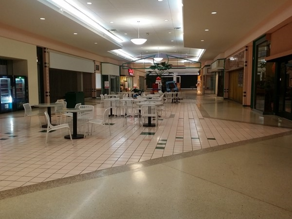 The Food Court at Courtland Center Mall