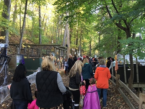 "The John Ball Zoo, ""Zoo Goes Boo"" annual event, is full of fun and goodies! Don't miss it"