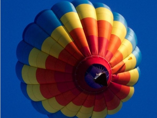 Fabulous Balloonfest is full of color and fun!!!