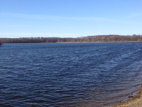 Kent Lake in Kensington Metropark is a great lake for kayaking, fishing, boating and more