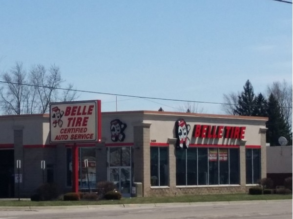 Belle Tire has affordable tires in Burton
