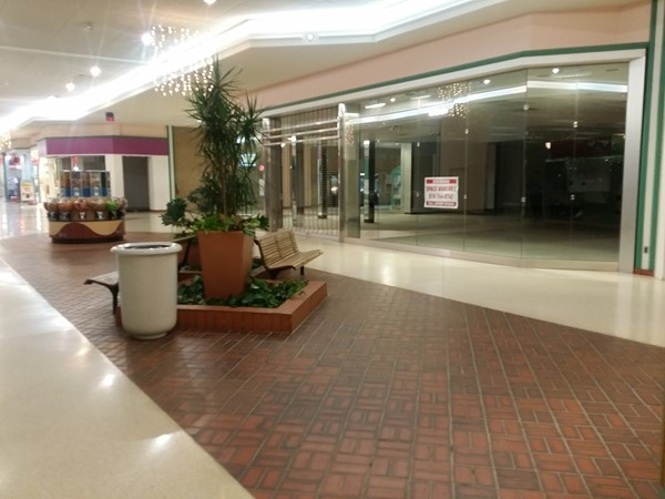 Courtland Center Mall in Burton