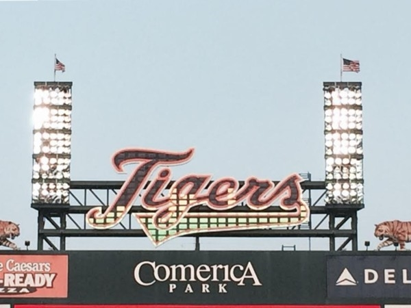 Comerica Park is also a great venue for a concert, it offers so much