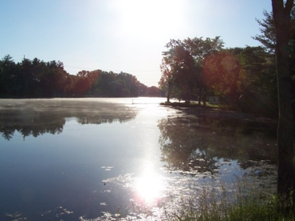 Huron River in Milford - Great fishing, canoeing and kayaking