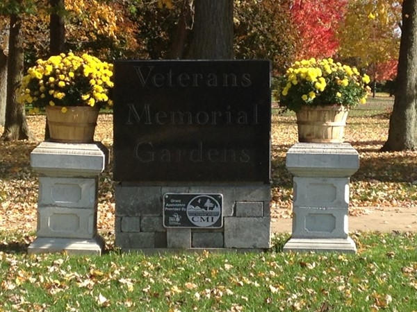 Granite Memorial at Holt Veteran Memorial