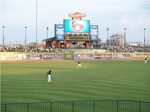 Dow Diamonds (Home of the Great Lakes Loons)