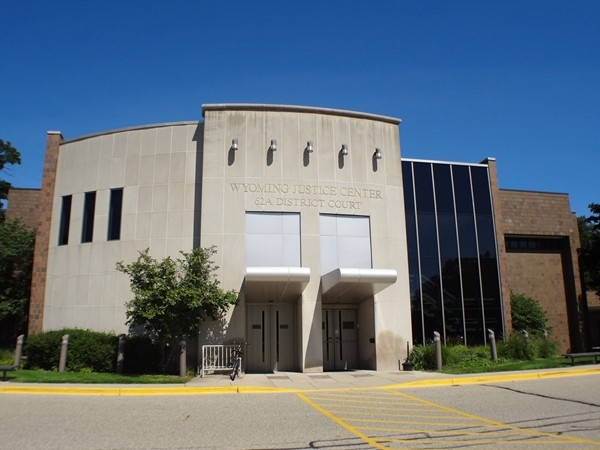 Wyoming Justice Center and District Court