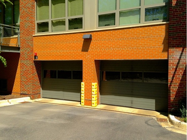Private garage for development