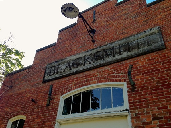 The Historic Manchester Blacksmith Shop