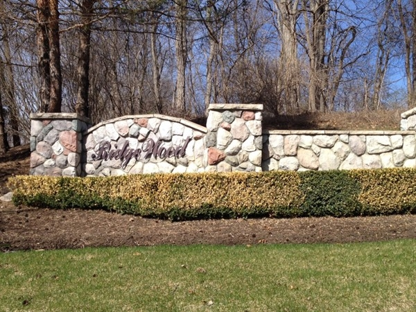 Ridge Wood is convenient to I-96 and US-23. You will find more upscale homes here