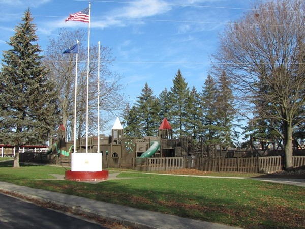 The Imagination Station in Potterville City Park