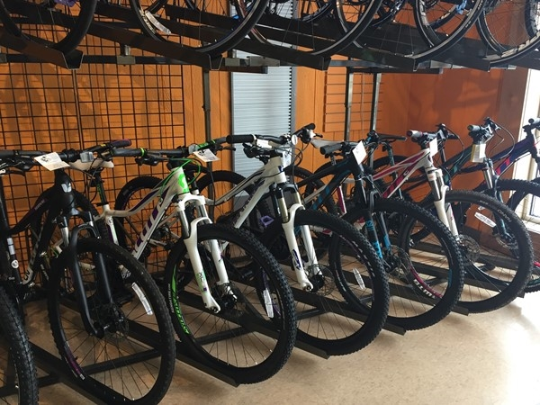 Stop by City Bike for a new mountain bike; then get out and ride the awesome Northern MI trails