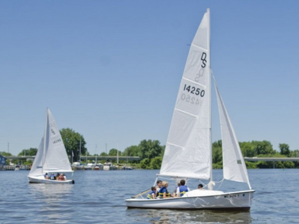 Community Sailing Program at Saginaw Bay