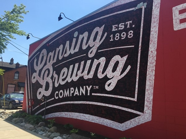 Lansing Brewing Company. A one of a kind
