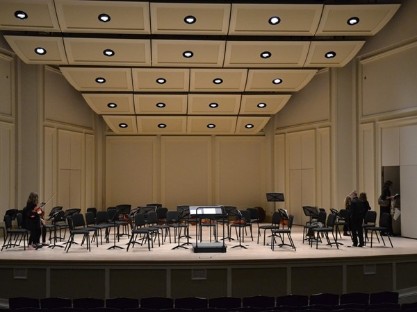 Visit St. Cecilia Music Center for concerts and also available to rent