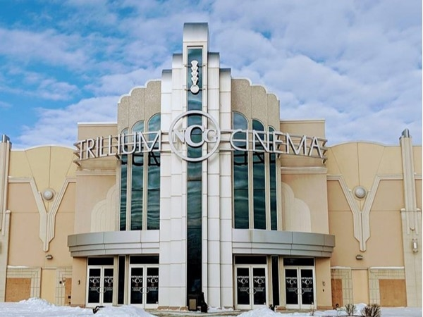 Trillium Grand Blanc - Great theater with IMAX