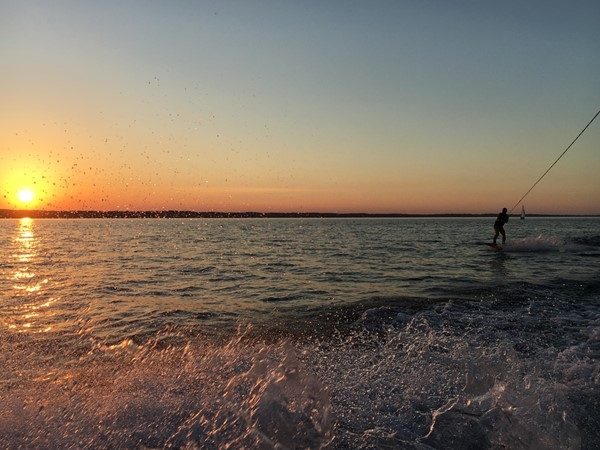 Wakeboarding is a great way to enjoy a warm summer day in Traverse City