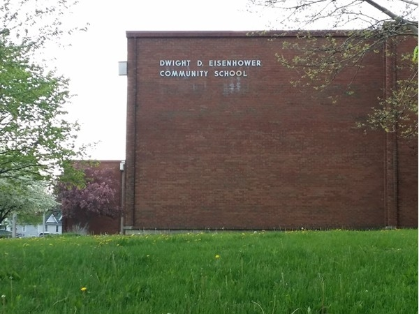 Dwight D. Eisenhower Community School in Flint