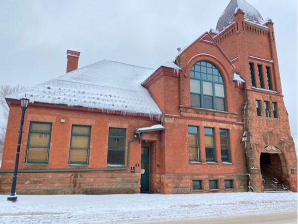 Ishpeming City Hall was listed on the National Register of Historic Places in 1981. Built 1889-1891