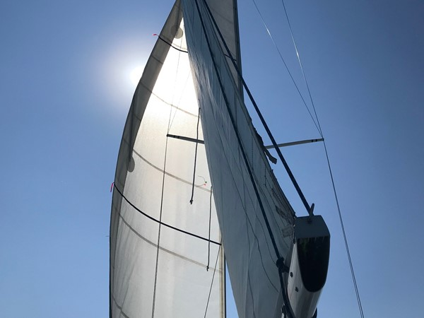 Sailing enthusiasts flock to Lakes Charlevoix and Michigan during the summer
