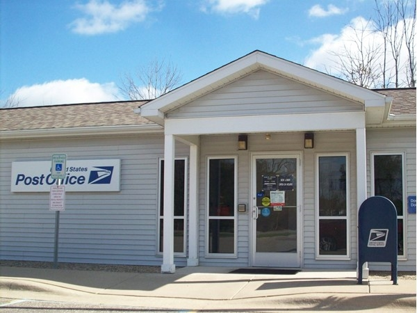 Dowling Post Office