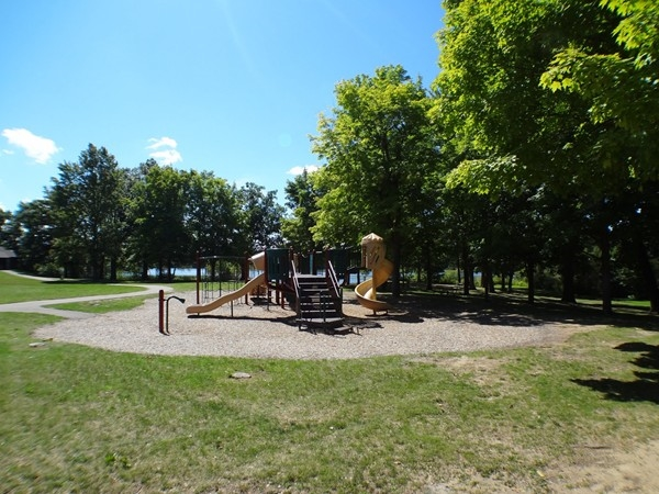 Long Lake Park playground