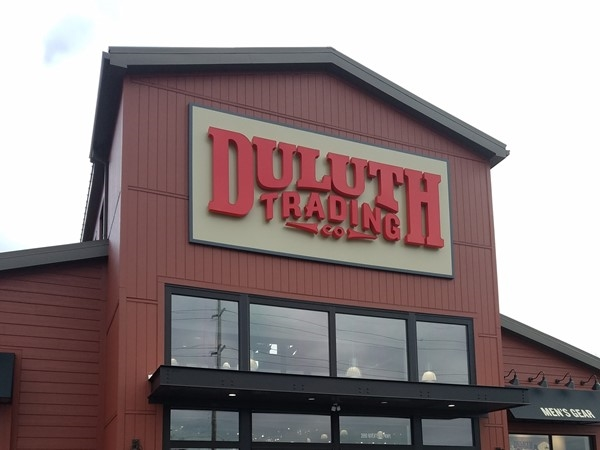 Duluth Trading opened its second location in Michigan mid November