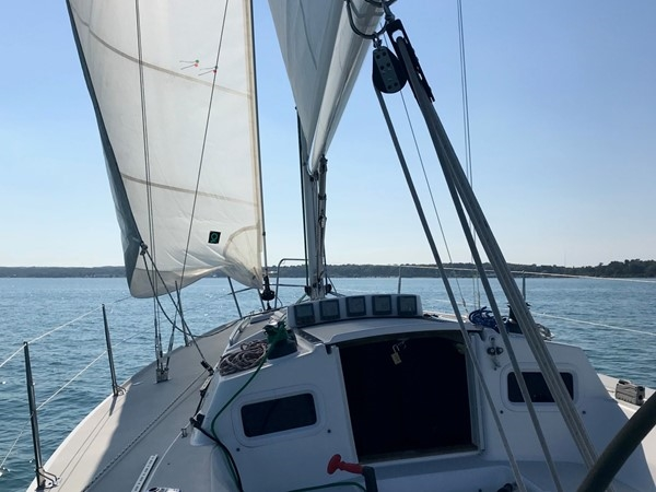 A day sail on Lake Charlevoix